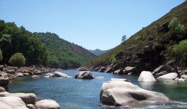 Río Laboreiro (Baixa Limia- Serra do Xurés)