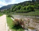 Paseo fluvial del río Caldo (Lobios, aldea de Riocaldo)