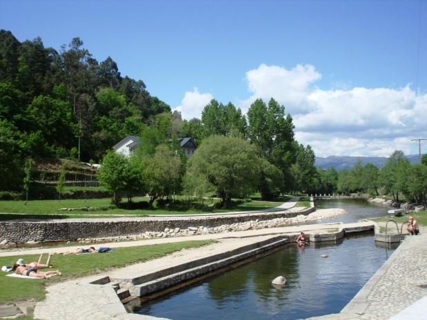 Aguas termales de Riocaldo (Lobios)