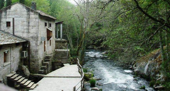 Muiño dos Anxos (Parque etnográfico del Arenteiro)