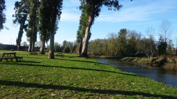 Paseo fluvial del Tamuxe
