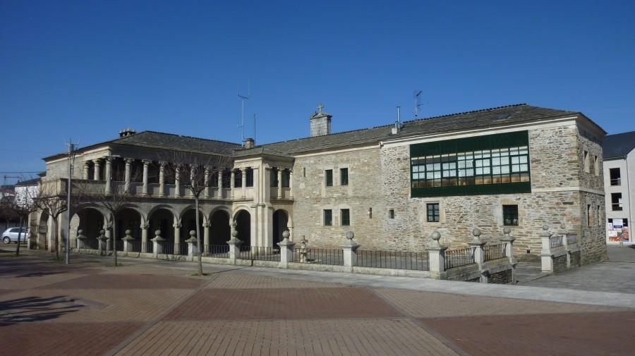 Monasterio de Santa María de Meira