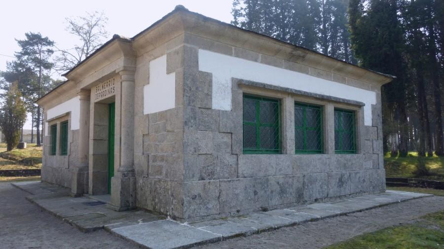 Balneario de Pardiñas