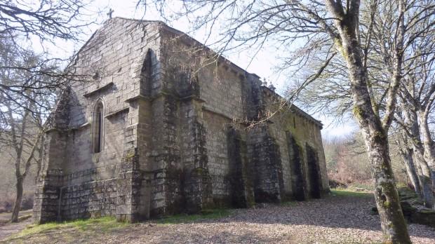 Ermita de San Alberte (Guitiriz)