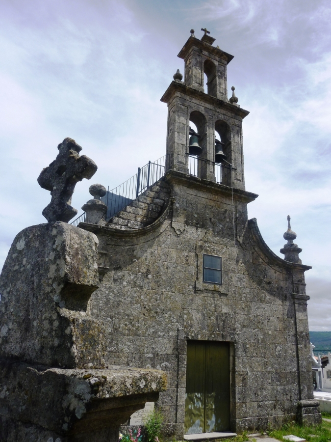 Iglesia de Congostro (Rairiz da Veiga)